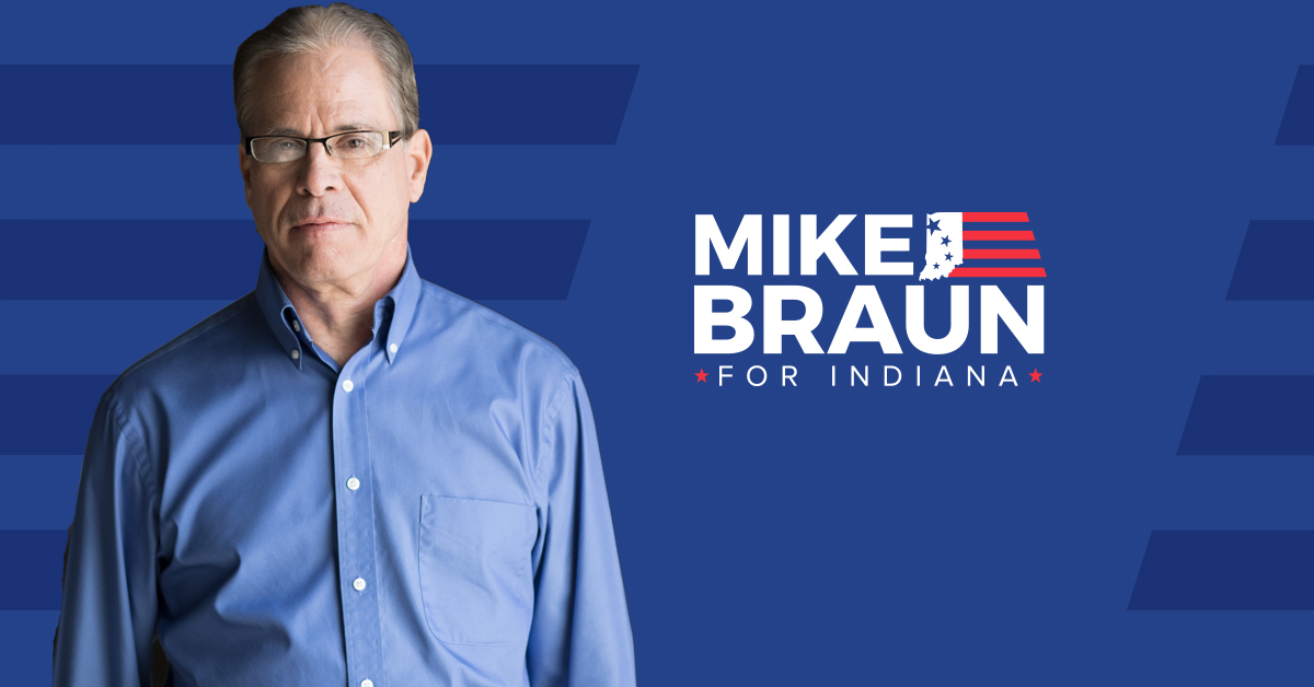 Mike Braun for Indiana